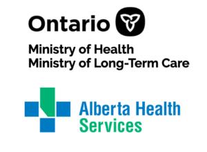 logos of health organizations
